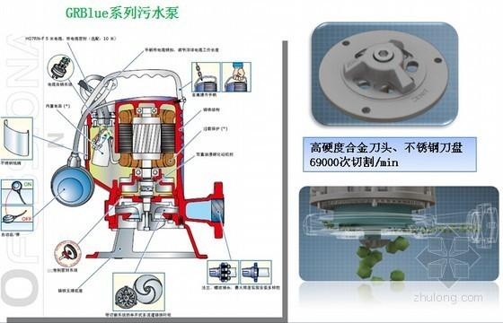 污水提升装置的设计应用(高清多图)