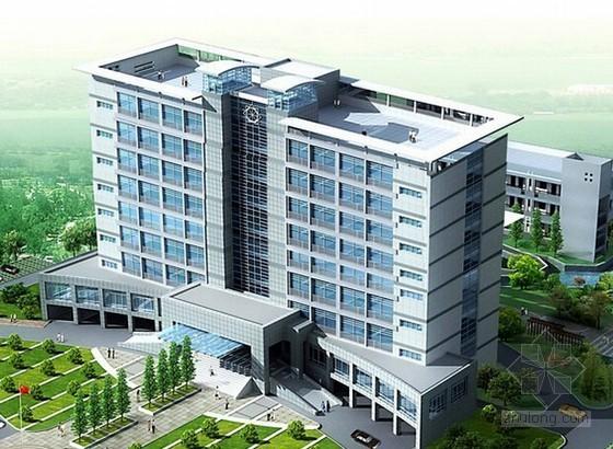 [北京]办公楼装饰工程预算书(附图纸)