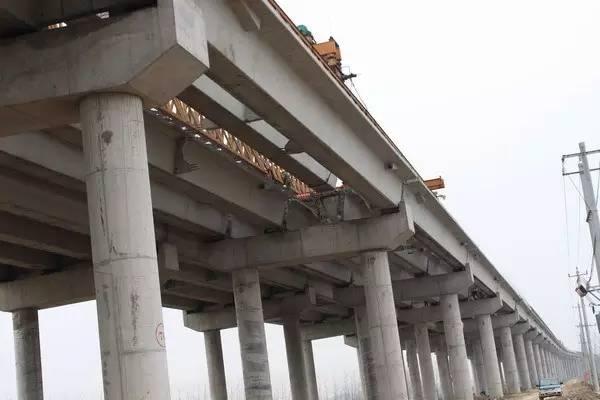 [分享]先简支后结构连续桥梁施工技术图片