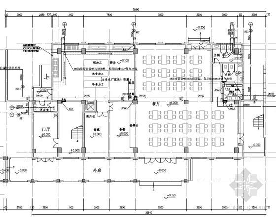 [湖南]建筑给排水施工图纸(办公楼 专家楼 综合楼)