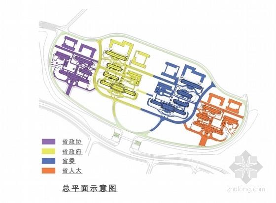 [江西]政府机构现代风格办公楼室内装修优化设计方案(高清完整 推荐!)