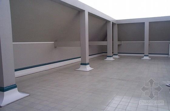 屋面工程装修施工细部做法图文讲义(图文并茂)