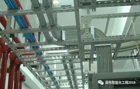 详解弱电管井、管道施工_1