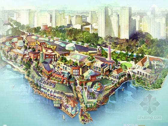 [苏州]某厂区创意产业区发展规划
