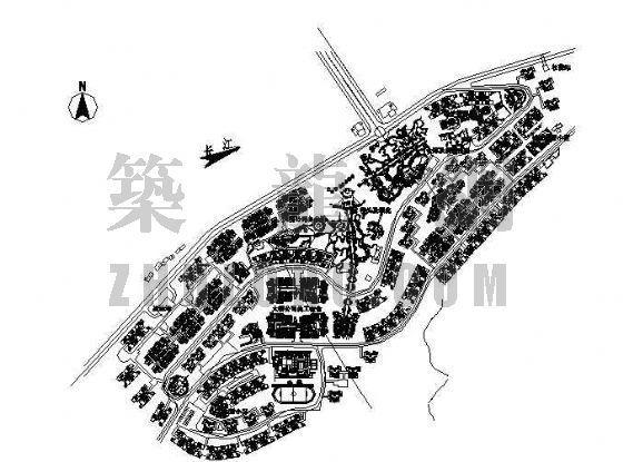 大桥社区总体规划方案