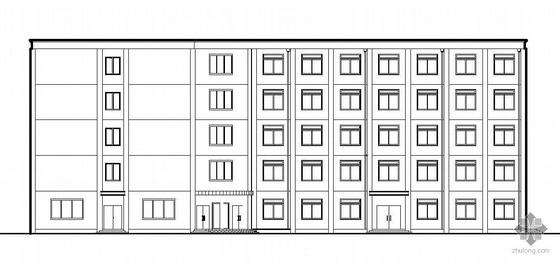 [阳泉市]某五层旅馆建筑专业毕业设计方案(含计算书)