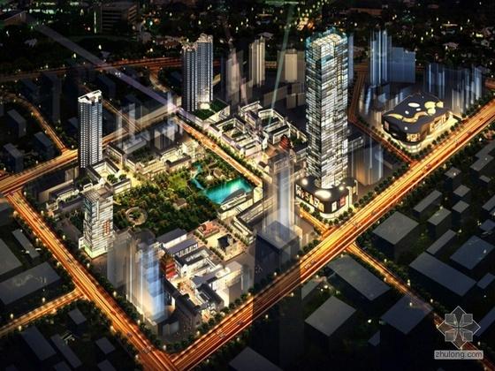 [江苏无锡]某寺片区住宅改造项目概念规划及建筑设计文本