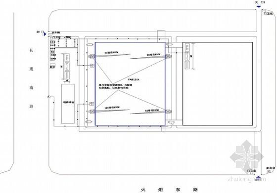 [湖北]混合结构工业厂房施工组织设计(图表齐全)