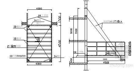 北京某工程脚手架施工方案