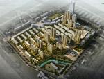 [内蒙古]现代ARTDECO风格多高层住宅建筑设计方案文本