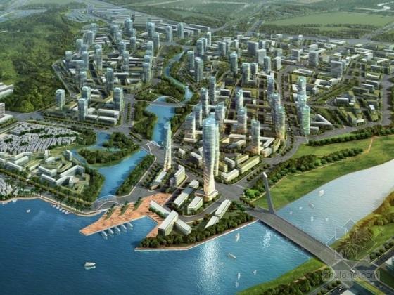 [广东]城市规划及单体设计方案文本