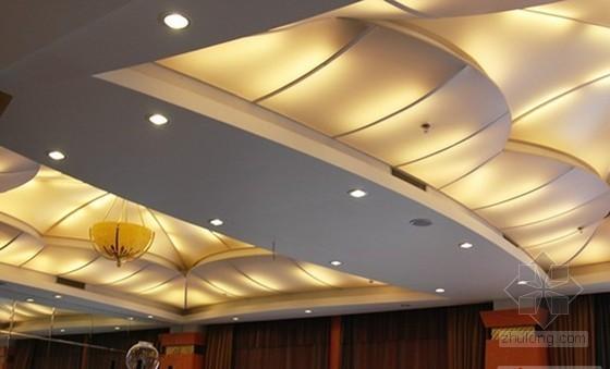吊顶工程施工培训讲义(建筑装饰施工技术)