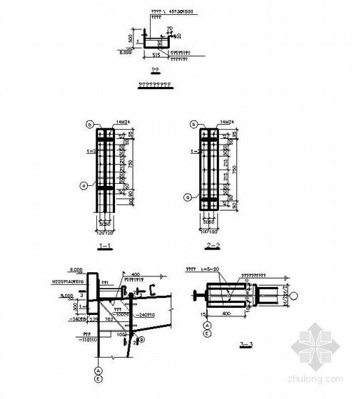 钢结构节点详图之梁的补强措施