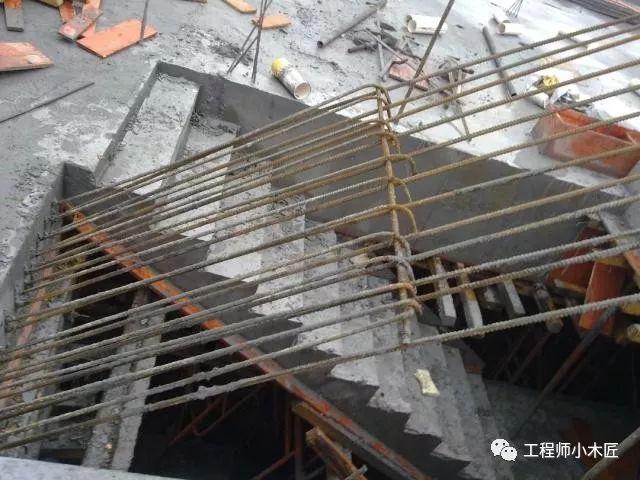 楼梯施工缝留置,你做对了么?