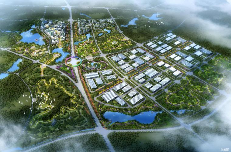 [浙江]义乌绿色动力汽车产业特色小镇建筑设计方案文本