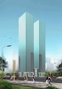 大连世界金融中心不落地支撑框架-混凝土内筒混合结构设计