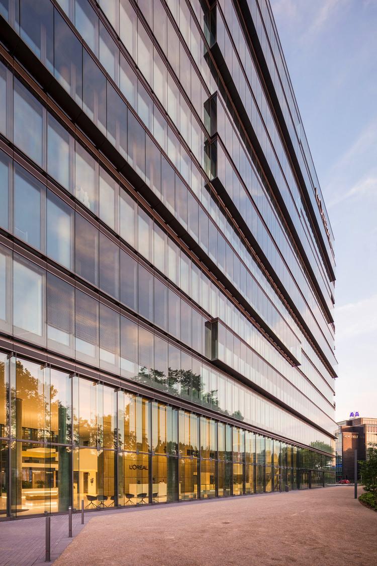 德国欧莱雅地平线办公总部-11