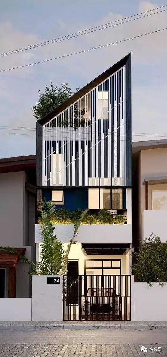 40款·简洁的现代别墅设计_29