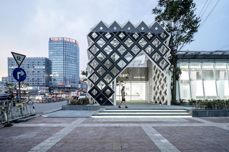 北京合生创展展览中心