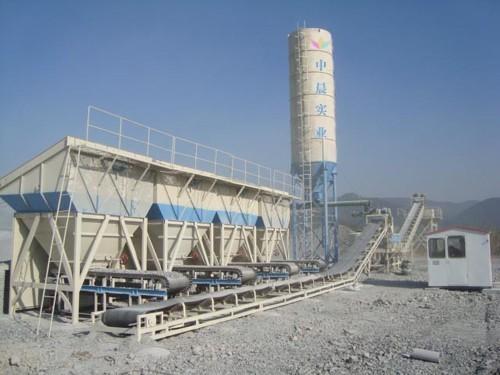 如何正确维护和保养稳定土拌和站