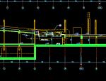济南大学广场建筑技术图纸