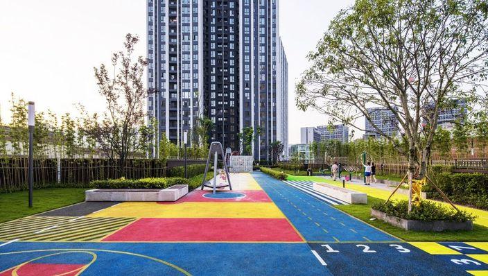 重庆龙湖U城天街景观-6