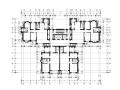 高层建筑石材幕墙施工图(CAD、50张)
