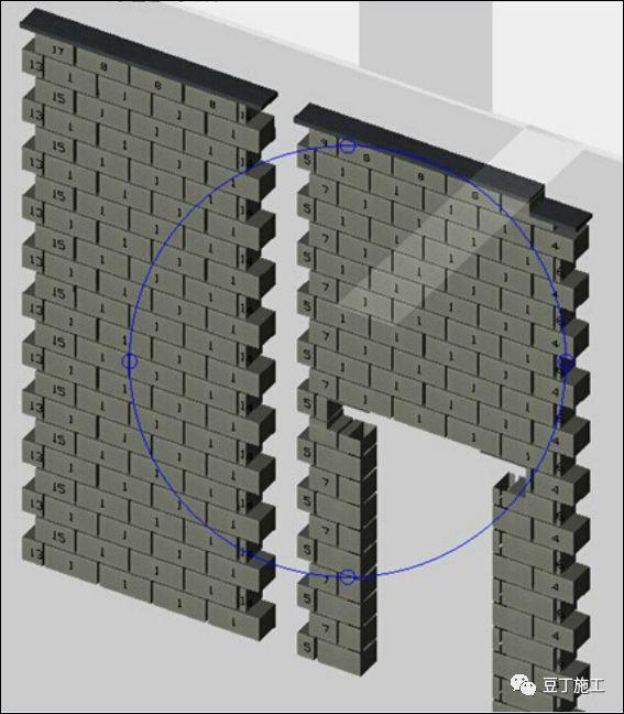 大型复杂项目应用BIM实例,保工期、提工效_49