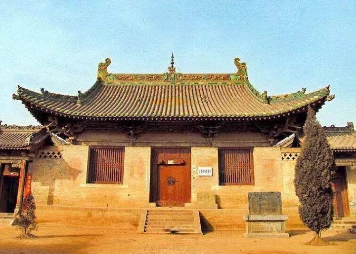 中国现存的木结构古建筑前50座,看一眼少一眼了~_14
