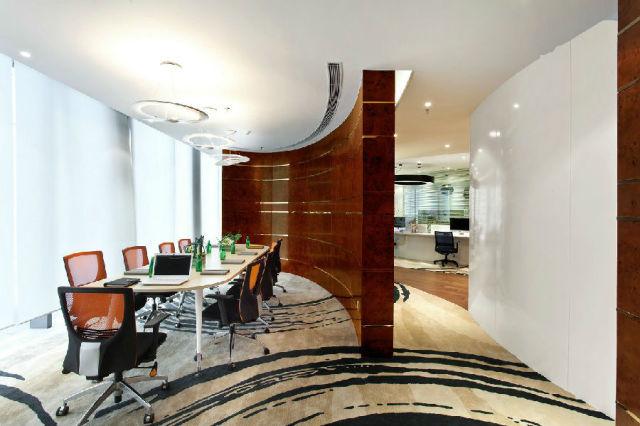 #办公楼#佛山:禅城绿地中心办公楼室内设计_7