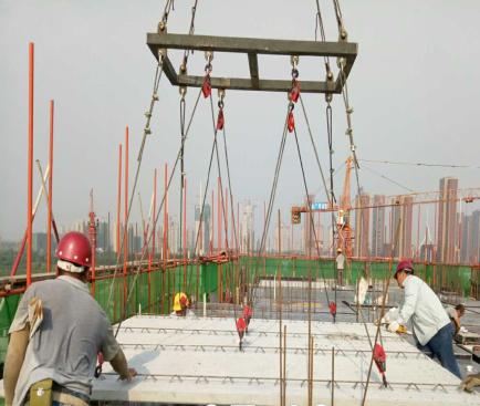 叠合板施工方案
