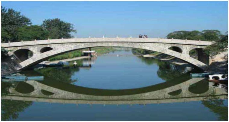 纯干货分享!全方位解析赵州桥屹立1400年的秘密