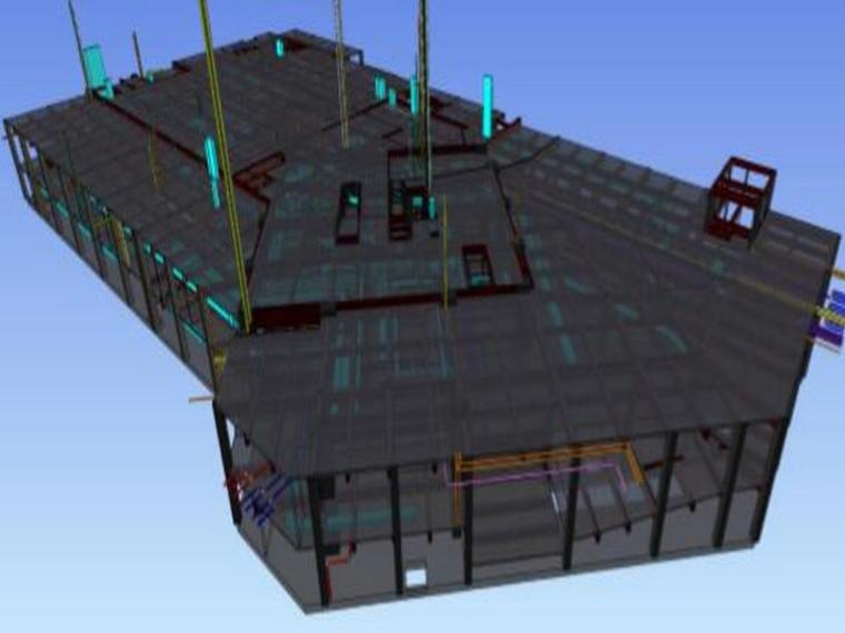 酒店机电安装项目BIM实施方案