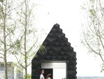 """大隐隐于市的迷你居所——3D打印""""城市小屋"""""""
