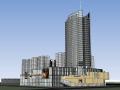 BIM电气案例丨商业住宅综合机电项目