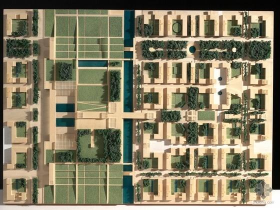 [上海]浦江某城市规划及景观设计规划(意大利设计机构)