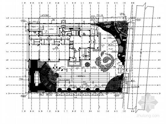 [大连]幼儿园室外景观改造施工图