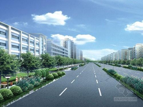 [北京]市政道路工程监理大纲(流程图 参考价值高)