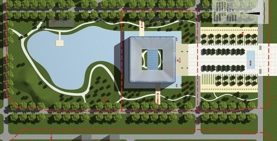 [北京]知名建筑高校图书馆建筑设计方案文本