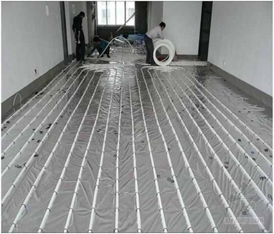 地暖工程施工方案细部做法(图文)