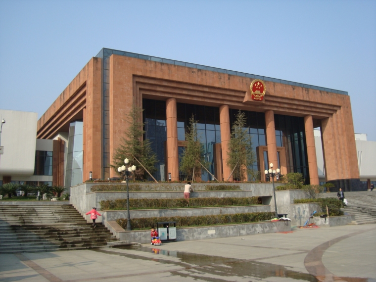 贵州省人大常委会省政府办公楼_4