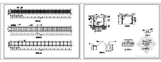 廊架施工详图-4