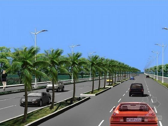 [天津]市政道路施工组织设计216页(路桥 排水 绿化)