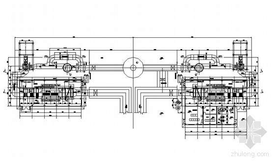 某焦化厂余热锅炉脱硫设计图