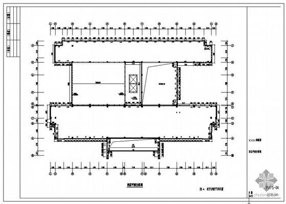 某检察院幕墙工程结构设计图
