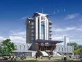 太仓市地税局办公楼方案设计文本