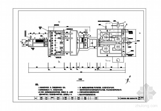 益阳市某污水处理厂工程初步设计