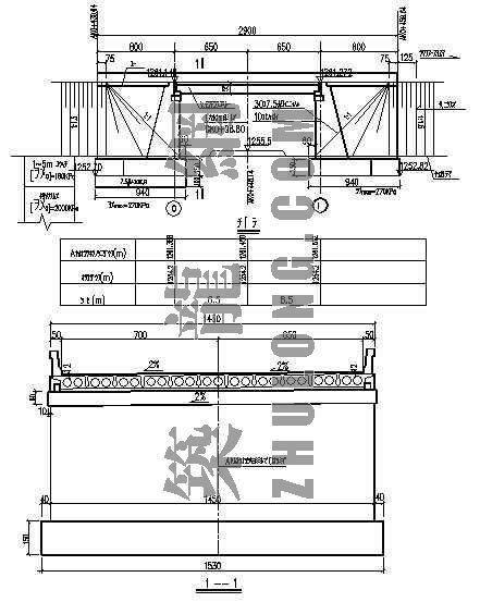 1-13米钢筋混凝土预制空心板成套cad设计图纸