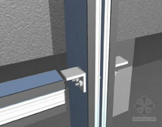 [天津]框架架构办公楼工程外檐幕墙工程施工组织设计(附  施工进度计划)