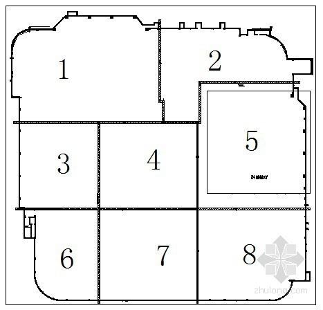 [山东]两层地下室基坑开挖支护及主体结构施工方案